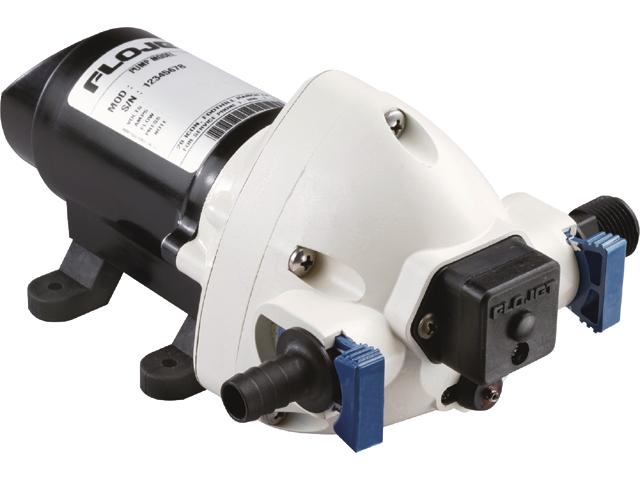 Flojet drikwaterpomp model 3426 - Water kamer model ...