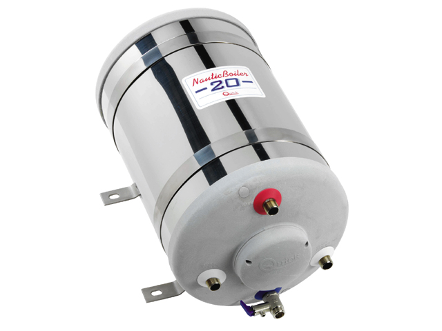 Quick boiler 40 liter - Kleine lay outs het oppervlak ...